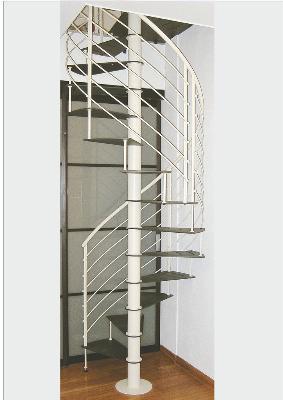Pixis rotonde scale a chiocciola scale d 39 arredamento for Schemi di scala a chiocciola