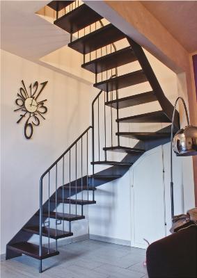 Vela scale a giorno scale d 39 arredamento a rampa e a chiocciola per interno ed esterno - Scale a rampa ...