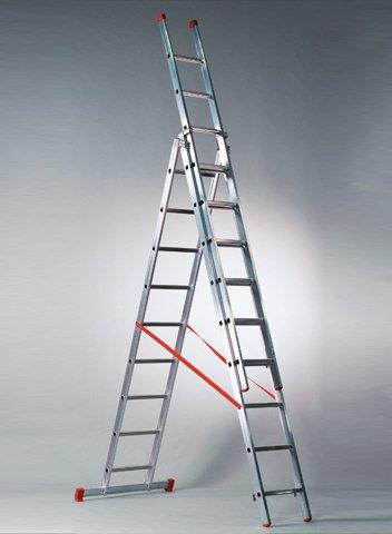 Alluminio Scale A Sfilo Scale A Chiocciola Scale A